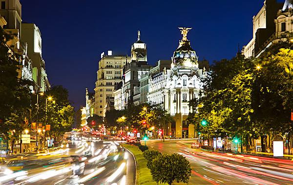 Sede Madrid Servicios
